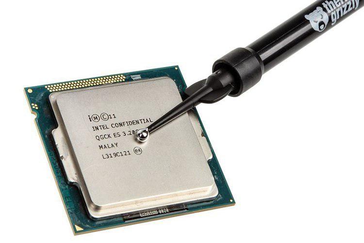 рідкий метал для охолодження ноутбуків